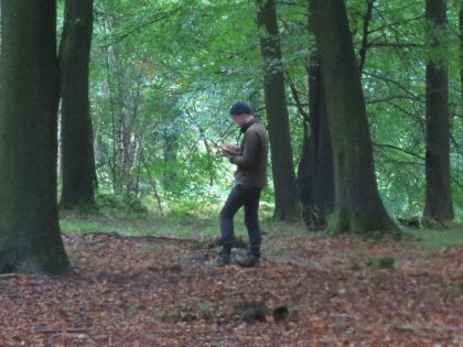 An Away-Day in King's Wood